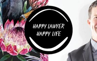 Derek appears on Happy Lawyer Happy Life Podcast